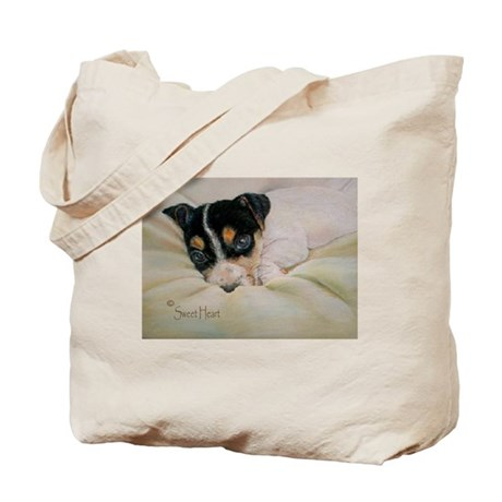 Jack Russell Every day Carrying Tote Bag
