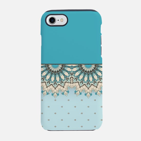 Elegant Pattern iPhone 8/7 Tough Case