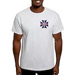 British Biker Cross Light T-Shirt