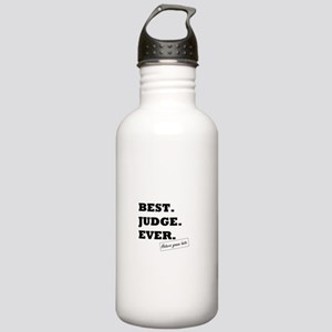 Judge Stainless Water Bottle 1.0L