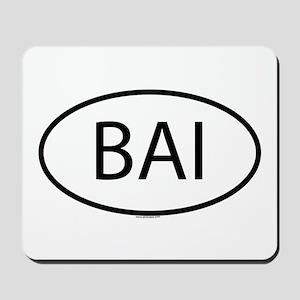 BAI Mousepad