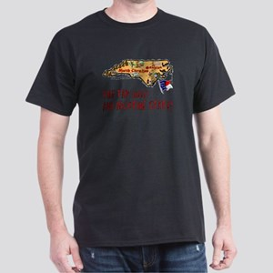 NC Nicotine! Dark T-Shirt