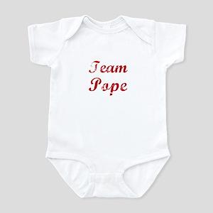 TEAM Pope REUNION  Infant Bodysuit