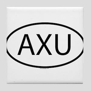 AXU Tile Coaster