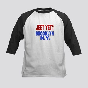 JEET YET? BROOKLYN N.Y. Baseball Jersey