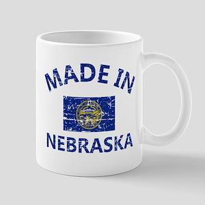 Nebraska City Design Mugs
