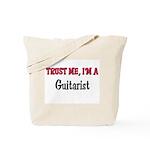 Trust Me I'm a Guitarist Tote Bag