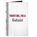 Trust Me I'm a Guitarist Journal