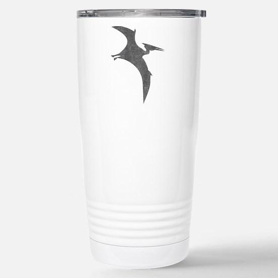 Vintage Pterodactyl Mugs
