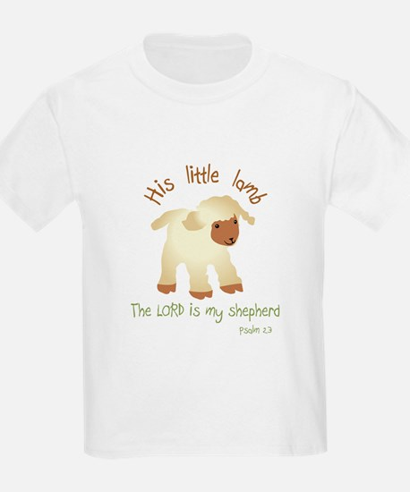 His Little Lamb T-Shirt