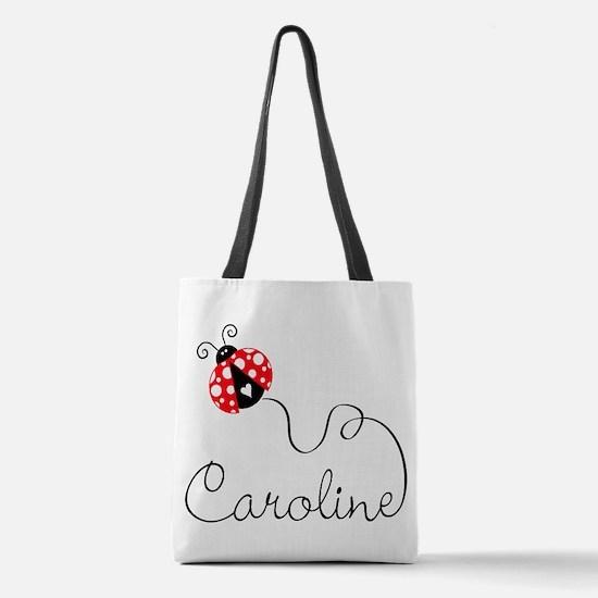Ladybug Caroline Polyester Tote Bag