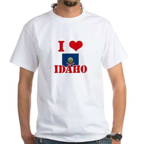 I Love Idaho T-Shirt