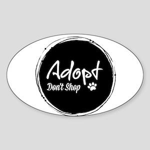 Adopt! Sticker
