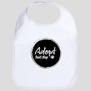 Adopt! Baby Bib