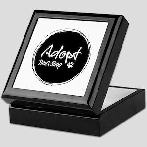 Adopt! Keepsake Box