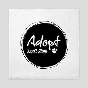 Adopt! Queen Duvet