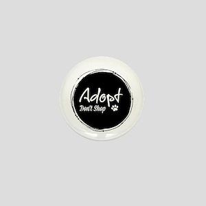 Adopt! Mini Button