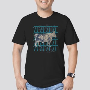 Pi Day Science Cow Men Women Unisex T-Shirt