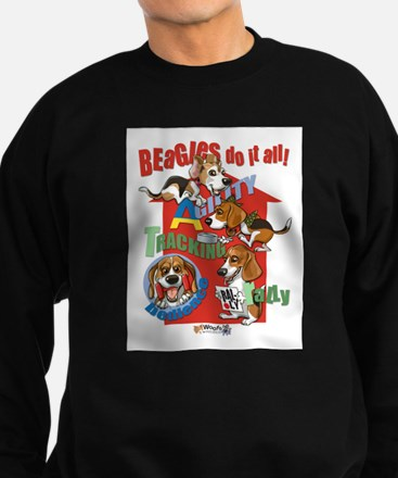 Beagles Do It All Sweatshirt