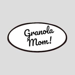 Granola Mom Patch