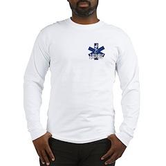 Paramedic Action Long Sleeve T-Shirt