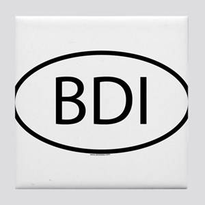 BDI Tile Coaster