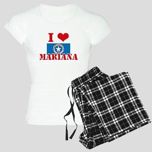 I Love Mariana Pajamas
