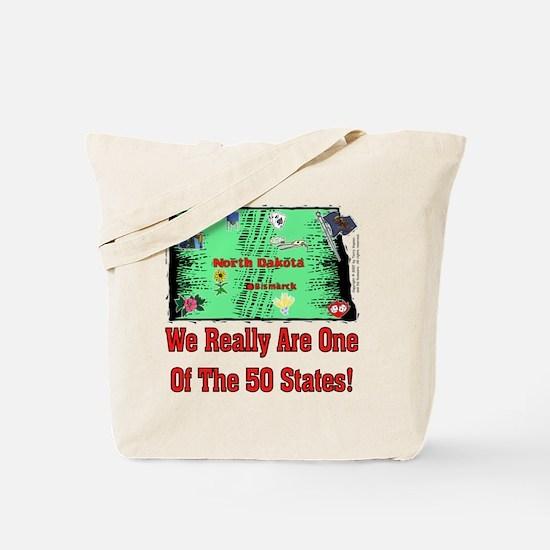 ND Really! Tote Bag