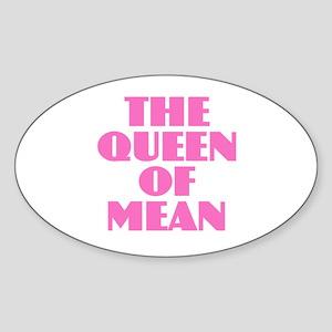 Queen of Mean Sticker