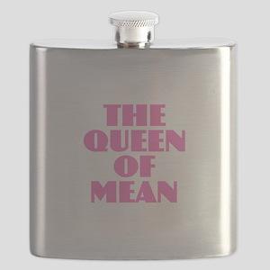 Queen of Mean Flask