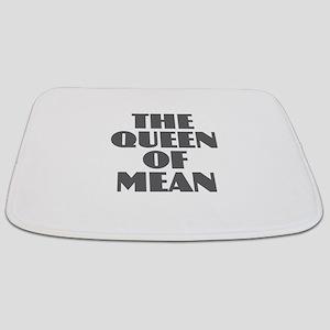 Queen of Mean Bathmat