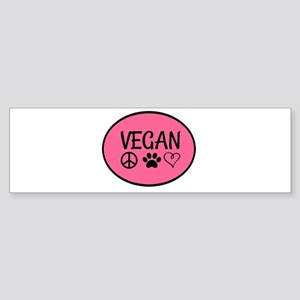 Vegan Bumper Sticker
