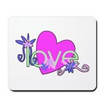 Love Gifts Mousepad