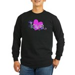 Love Gifts Long Sleeve Dark T-Shirt