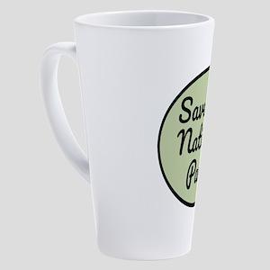 Save Our National Parks 17 oz Latte Mug