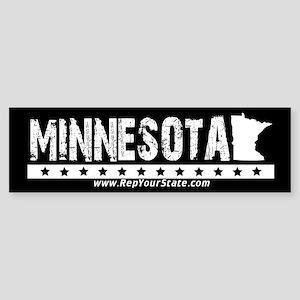 Abbreviation Minnesota Bumper Stickers