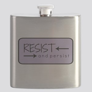 Resist and Persist Flask