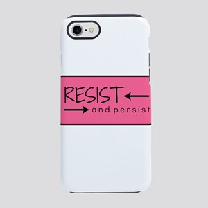 Resist and Persist iPhone 8/7 Tough Case