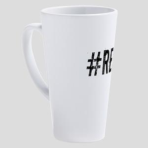 #RESIST 17 oz Latte Mug