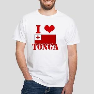 I Love Tonga T-Shirt