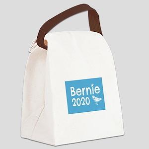 Bernie! Canvas Lunch Bag