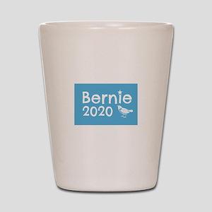 Bernie! Shot Glass
