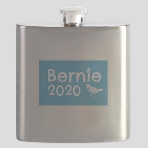 Bernie! Flask