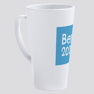 Bernie! 17 oz Latte Mug