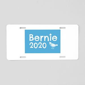 Bernie! Aluminum License Plate