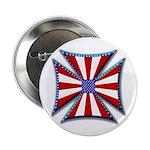 American Maltese Cross Button
