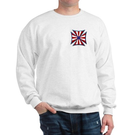 American Maltese Cross Sweatshirt