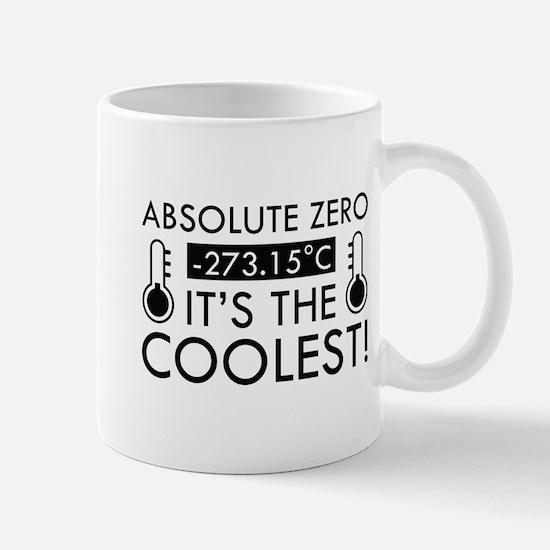 Absolute Zero Mug