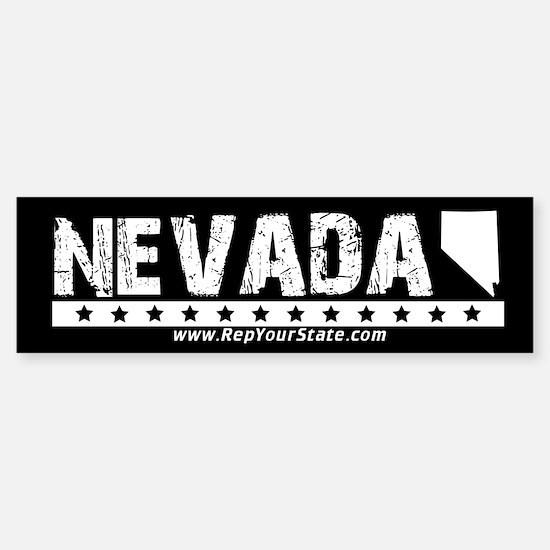 Nevada Bumper Bumper Bumper Sticker