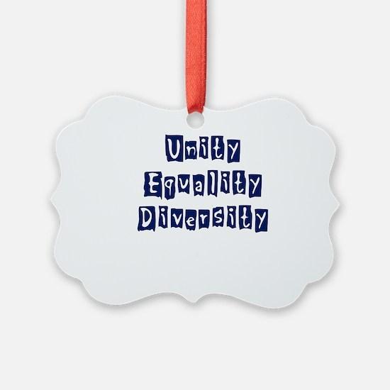 Unity 2 Merchandise Ornament
